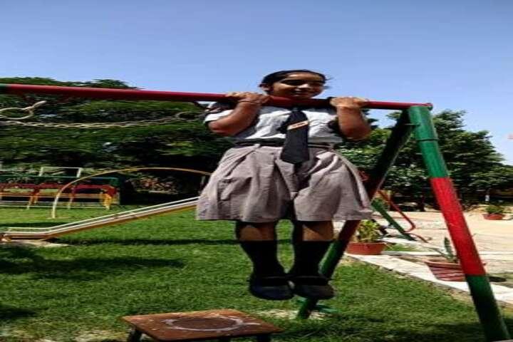 Kg Children School-Play Area