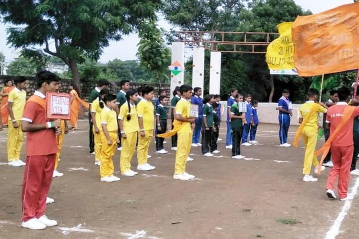 Kg Children School-Sports Meet