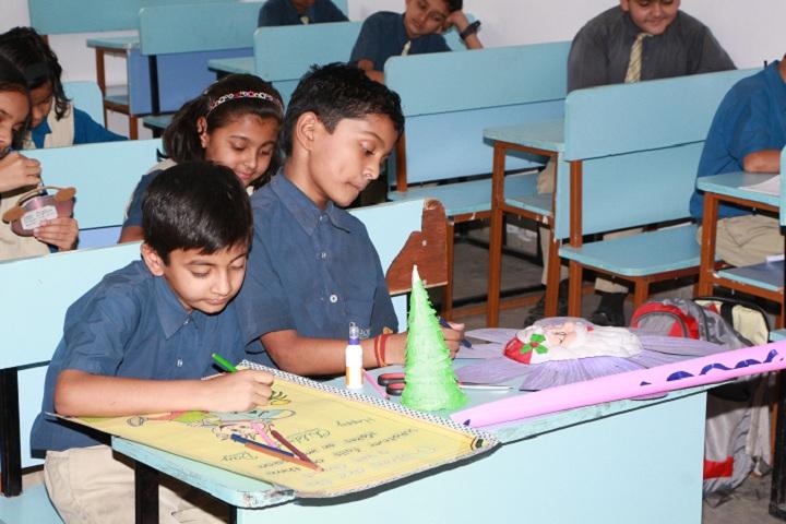 Kiddys Home School-Classroom