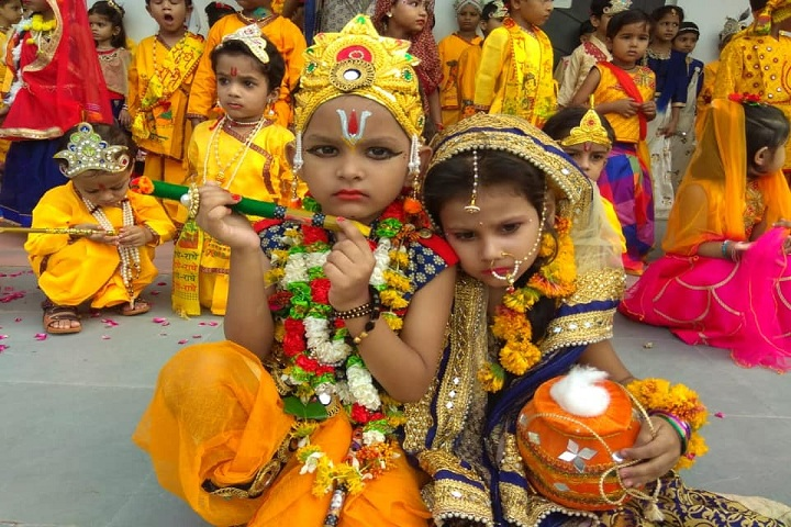 Kiddys Home School-Festival Celebration