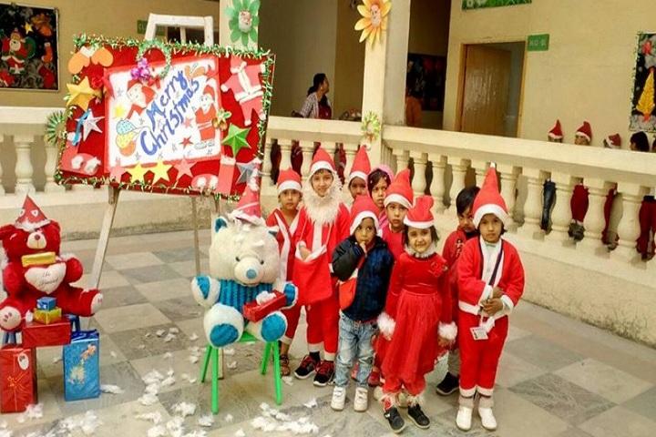 Kiddys Home School-Christmas Celebrations