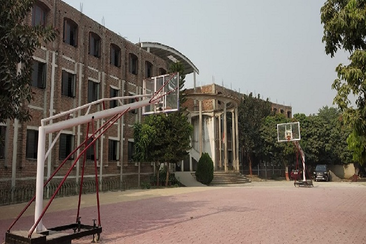 Asian School-BasketBall Court