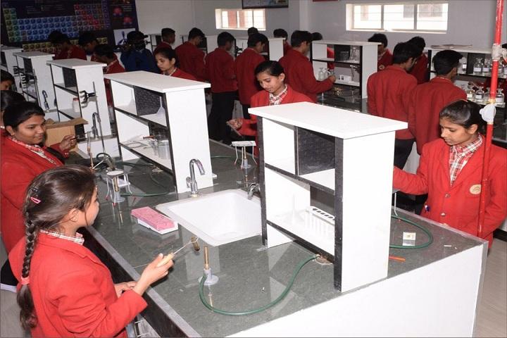 Kids Garden School-Chemistry Lab