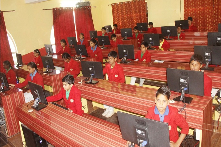 Kids Garden School-IT Lab