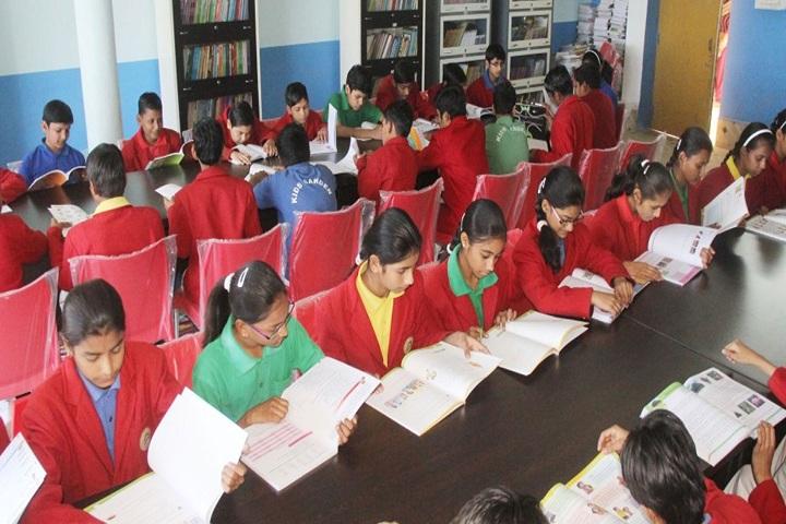Kids Garden School-Library