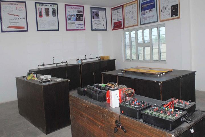 Kids Garden School-Physics Lab