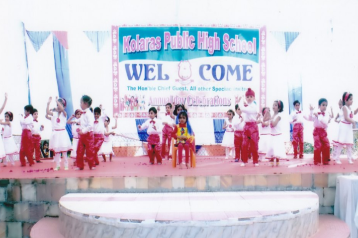 Kolaras Public School-Annual Day 1
