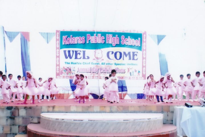 Kolaras Public School-Dance