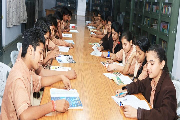 Kopal Public School - Library
