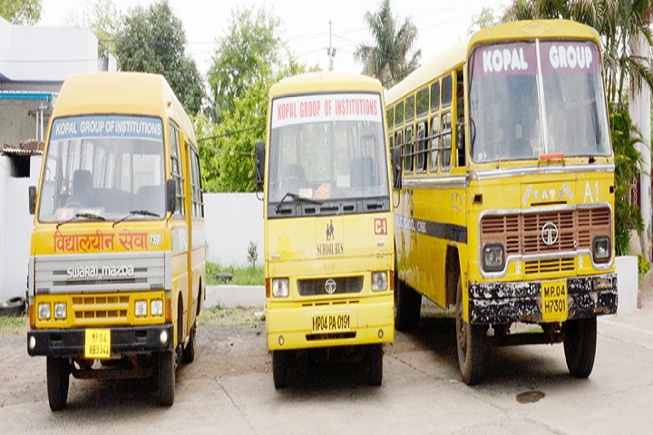 Kopal Public School - Transport