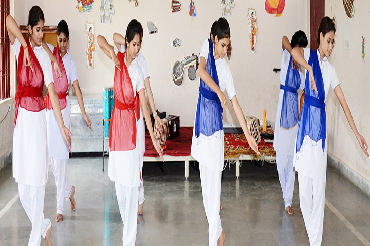 Kopal Public School-Dance Room