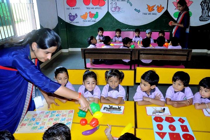 Krishna Academy-Activty Class