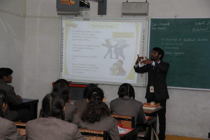 Krishna Academy-Classroom