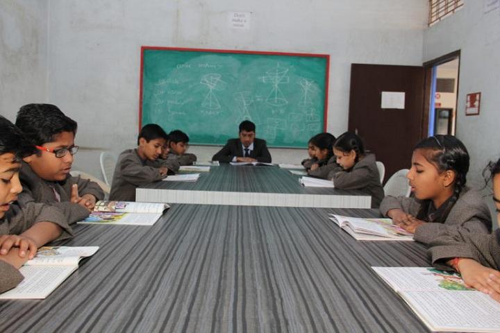 Krishna Academy-Library