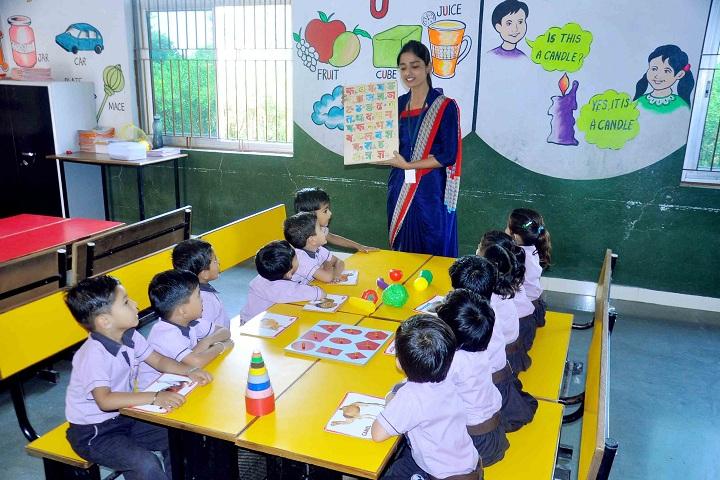 Krishna Academy-Primary Wing