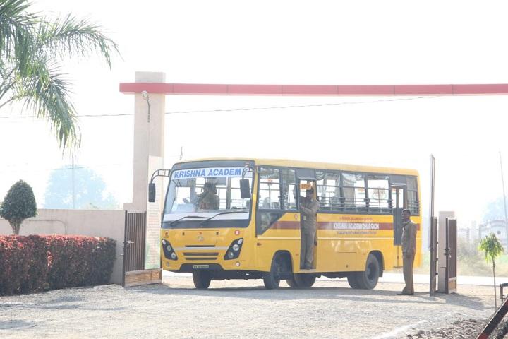 Krishna Academy-Transport
