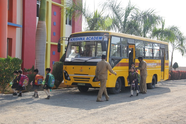 Krishna Academy-Transportation
