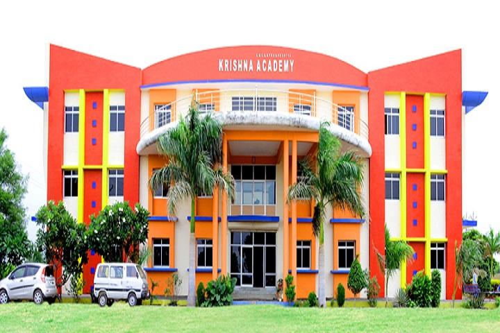 Krishna Academy-Campus