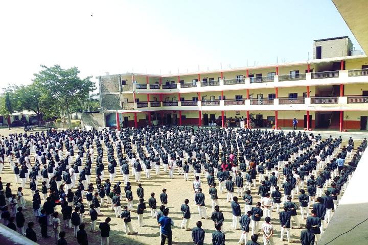 Krishna Academy High School - Assembly