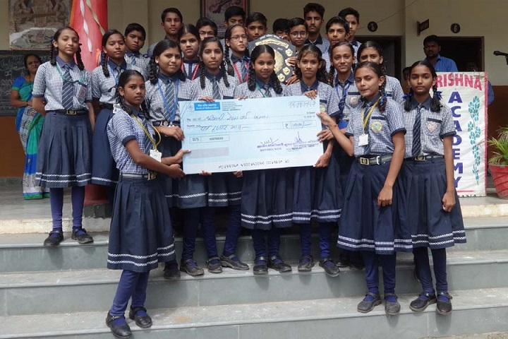 Krishna Academy-Achievements