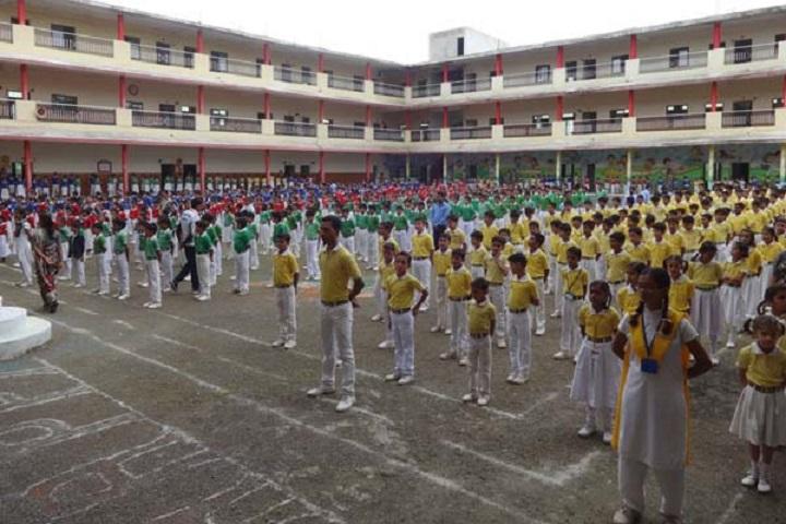 Krishna Academy-Assembly