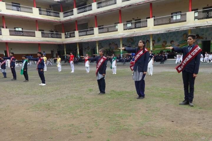Krishna Academy-Sports Day