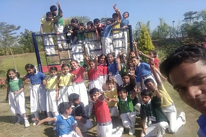 Krishna Academy-Students