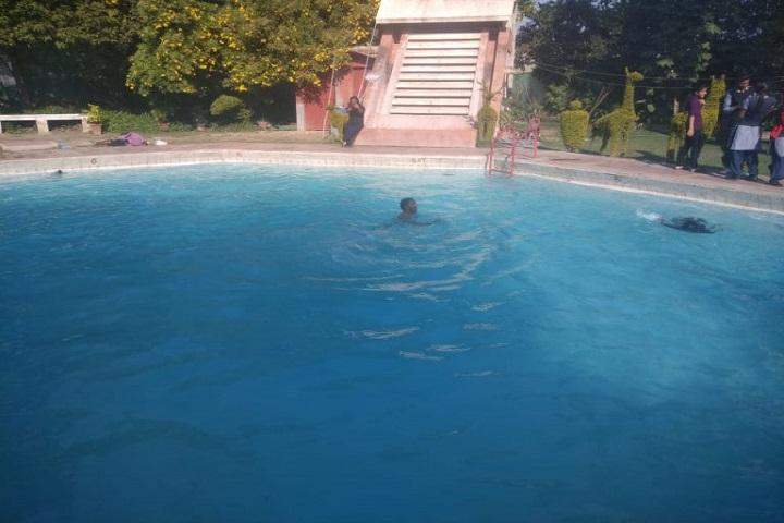 Krishna Academy-swimming