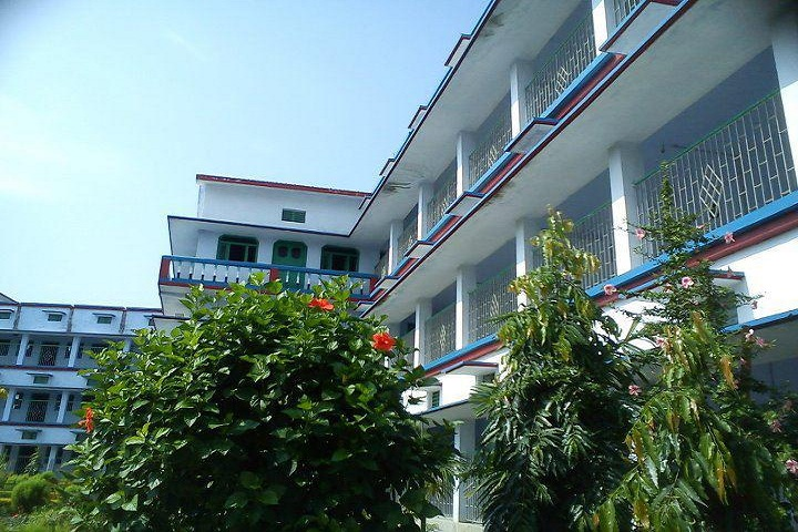 Assembly Of God Church School-School Building