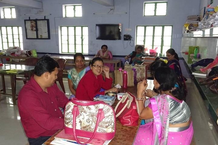 Assembly Of God Church School-Staff Room