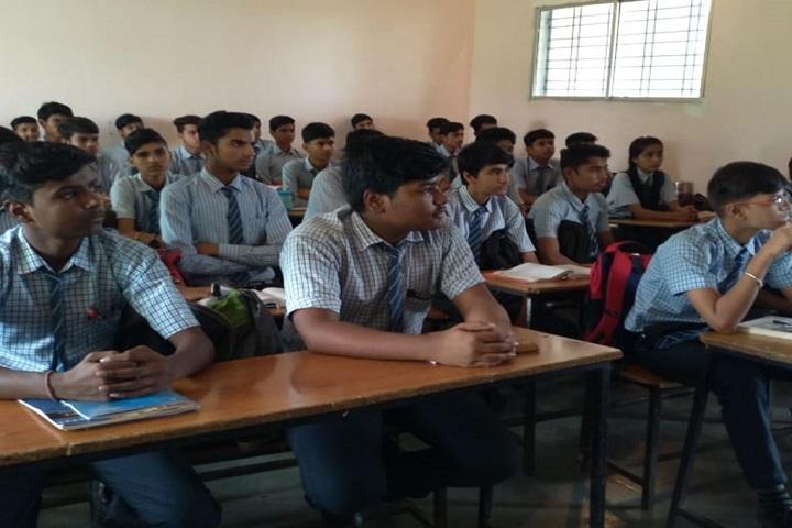 Krishna Valley International School-Class Room