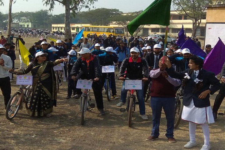 Krishna Valley International School-Rally