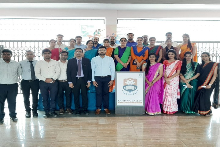Krishna Valley International School-Staff