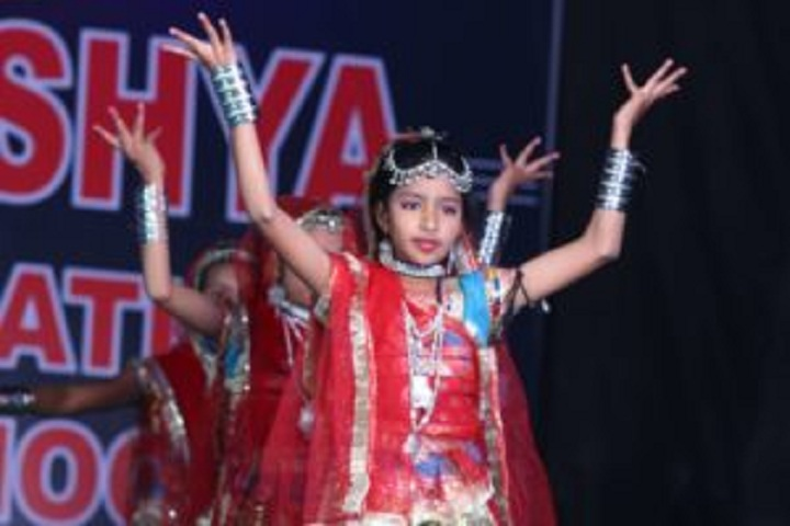 Lakshya International School-Cultural Event