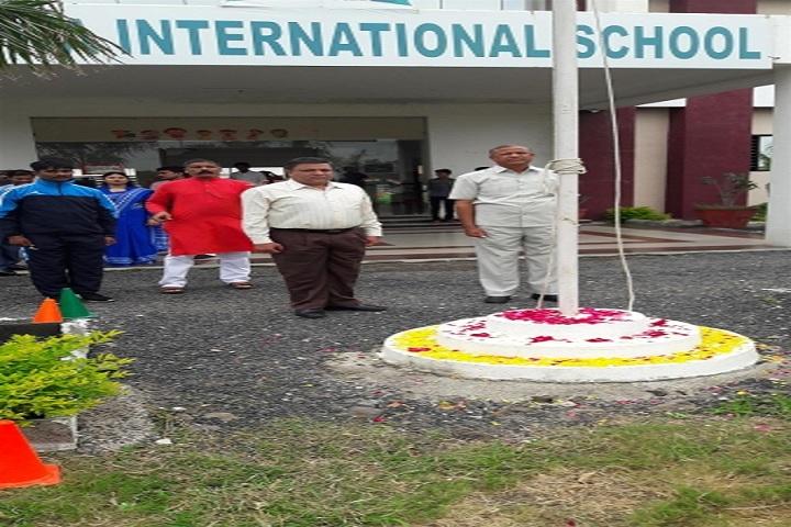 Lakshya International School-Independence Day