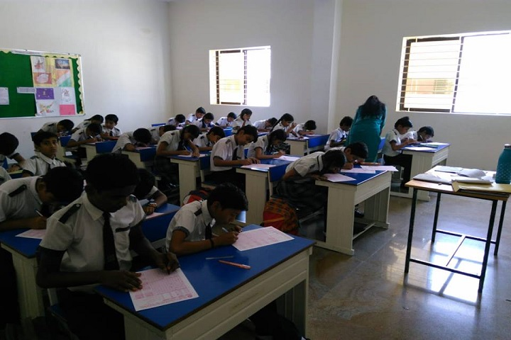 Lakshya International School-Classroom