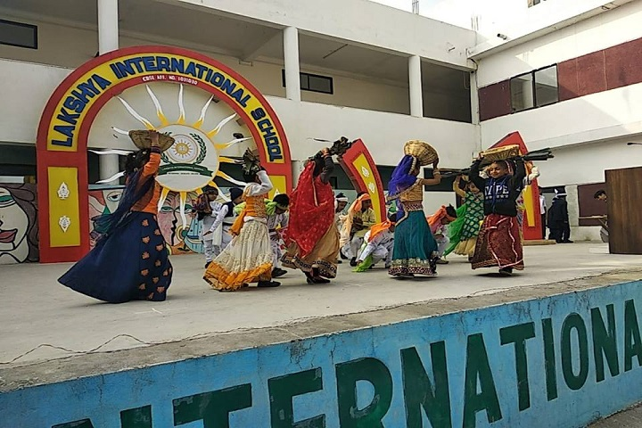 Lakshya International School-Dance