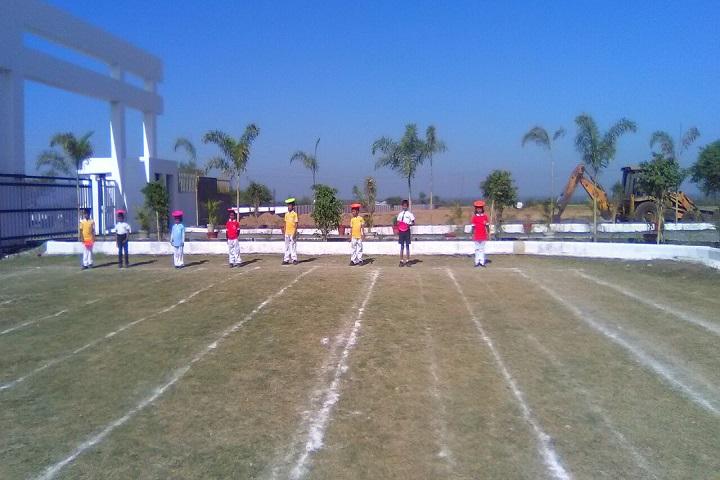 Lakshya International School-Games