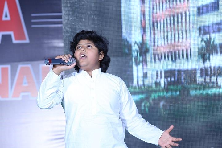 Lakshya International School-Singing