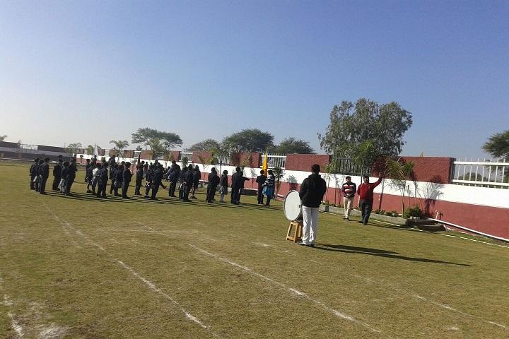 Lakshya International School-Sports Meet