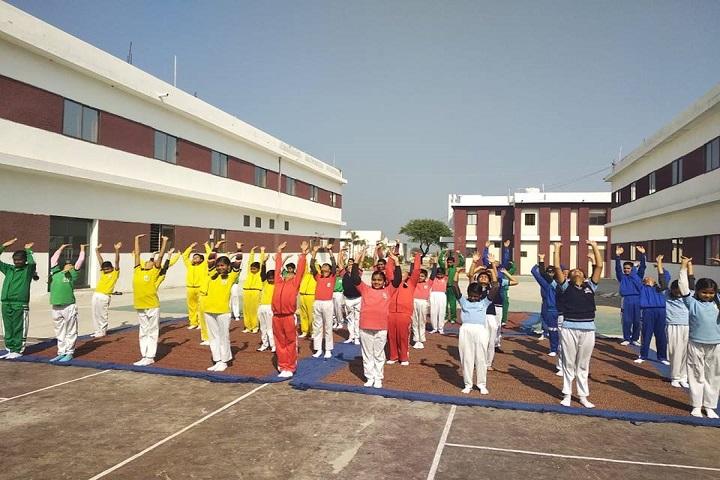 Lakshya International School-Yoga