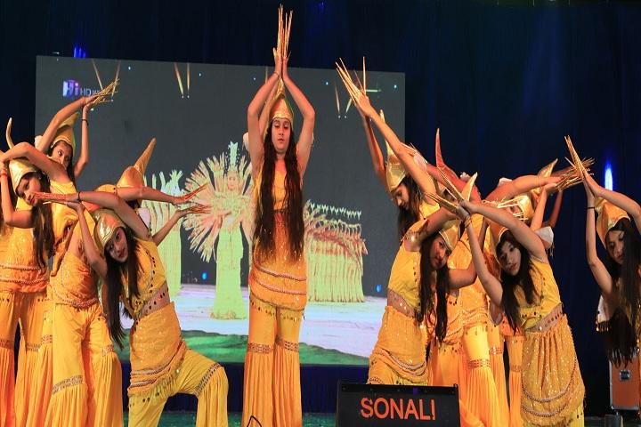 Lions Junior College-Cultural Fest