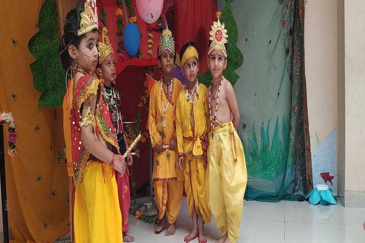 Lions Junior College-Festival Celebrations
