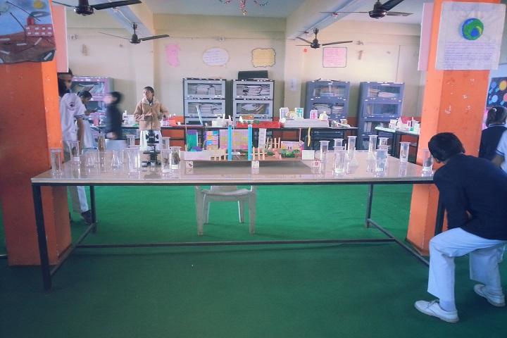 Little Angle Public School-Laboratory