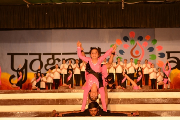 Little Angles High School-Annual Day