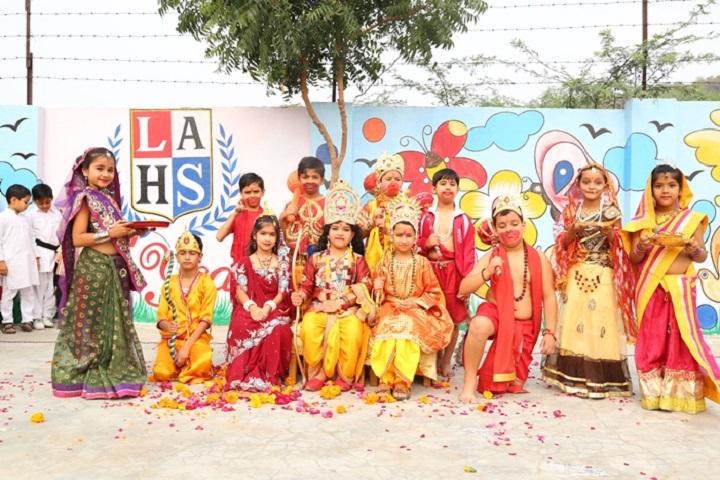 Little Angles High School - Celebrations