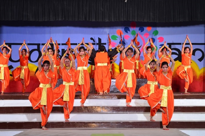 Little Angles High School-Cultural Dance