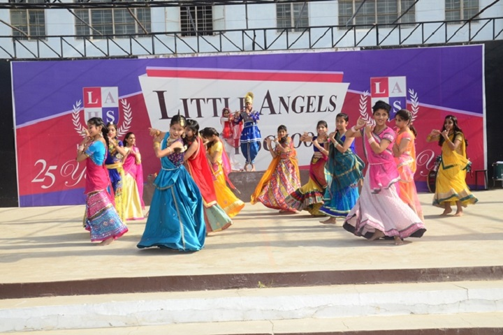 Little Angles High School - Dance Competition