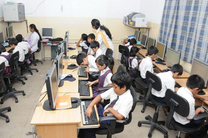 Little Flower International School-Compute Lab