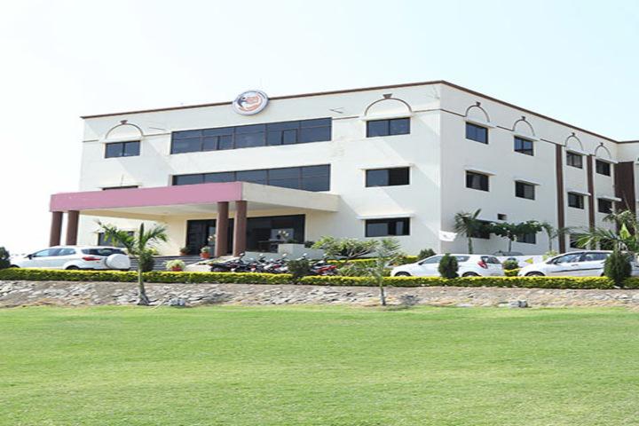 Little Flower International School-School Building